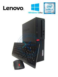 Computadora Lenovo M710s SFF, Intel Core i7-7700 3.60 GHz, 8GB DDR4, 1TB SATA.