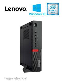 Mini Computadora Tiny M710Q, Intel Core i7-7700T 2.90GHz, 8GB DDR4, 1TB SATA.