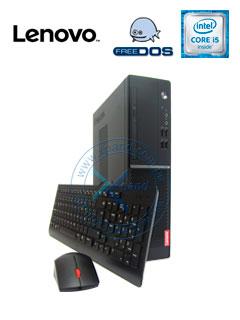 Computadora Lenovo V520s, Intel Core i5-7400 3.00GHz, 4GB DDR4, 500GB SATA.