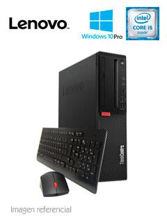 Computadora Lenovo M920s, Intel Core i5-8500 3.00GHz, 8GB DDR4, 1TB SATA.