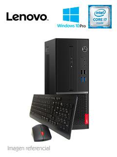 Computadora Lenovo V530S, Intel Core i7-8700 3.20GHz, 8GB DDR4, 1TB SATA.