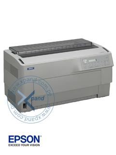 Impresora matricial Epson DFX-9000, matriz de 9 pines, velocidad maxima 1550 cps (10cpp).