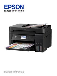 Multifuncional de tinta Epson EcoTank L6171, imprime/escanea/copia, Wi-Fi/USB 2.0