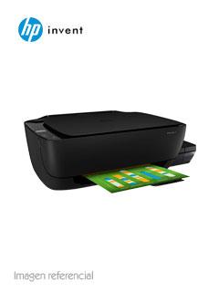 Impresora Multifuncional con tanque de tinta HP 315, Imprime/Escáner/Copia, USB.