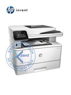 Multifuncional HP LaserJet Pro M426fdw, imprime/escanea/copia/fax, LAN/USB/WiFi.