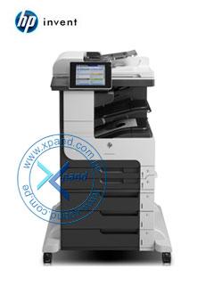 Multifuncional HP LaserJet Enterprise M725z, imprime/escanea/copia/fax, LAN/USB 2.0.