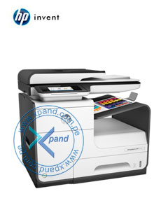 Multifuncional HP PageWide Pro 477w, imprime/escanea/copia, fax, Lan/Wlan/USB 2.0.