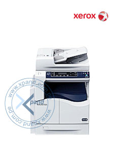 Multifuncional láser Xerox WorkCentre 5024, imprime/escanea/copia, USB 2.0.