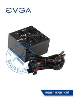 Fuente de alimentación EVGA 600W, ATX, 240V, 80 Plus.