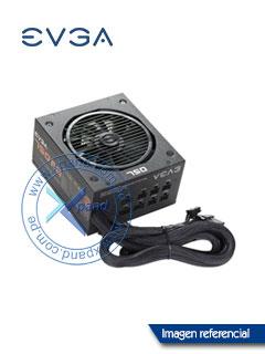 Fuente de alimentación EVGA 750 BQ, semi modular ATX, 750W, 240V, 80 Plus Bronze.