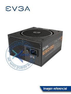 Fuente de alimentación EVGA BQ, 650W, ATX, 80 Plus Bronze, 100~240VAC.