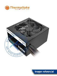 Fuente de alimentación Thermaltake 700W, potencia sostenida 700W, 80 PLUS.