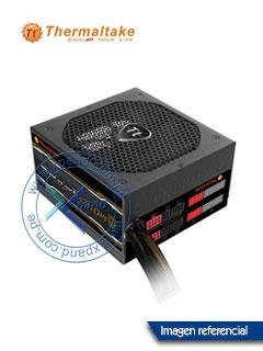 Fuente de alimentación Semi-modular Thermaltake Smart M750W, 750W, 80 Plus Bronze.