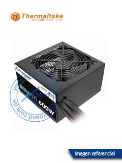 Fuente de alimentación Thermaltake 600W, potencia sostenida 600W
