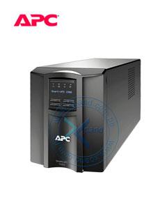 UPS Smart APC SMT1500I, 1500VA, 1000W, 230V, 8 tomas C13.