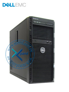 Servidor DELL PowerEdge T130, Intel Xeon E3-1220v5 3.0GHz, 8MB Caché, 2TB, 8GB, mini tower
