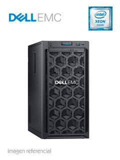 Servidor Dell PowerEdge T140, Intel Xeon E-2124, 3.30 GHz, 16GB DDR4, 2TB SATA