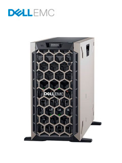 Servidor Dell PowerEdge T440, Intel Xeon Bronze 3106 1.70 GHz, 16GB DDR4, 2TB SATA.