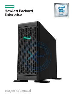 HPE ML350 GEN10 4110 1P 16G 8S