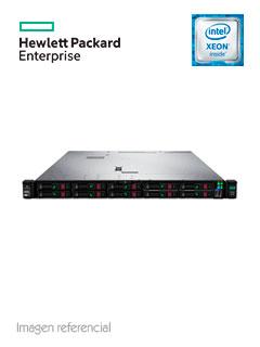 Servidor HPE ProLiant DL360 Gen10, Intel Xeon-S 4110 2.1GHz, 11MB Caché, 16GB DDR4