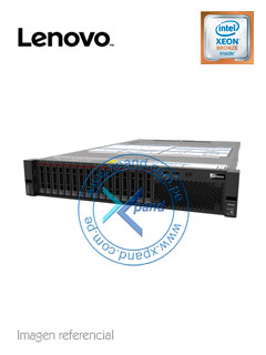 Servidor Lenovo ThinkSystem SR550, Intel Xeon Bronze 3108 1.7 GHz, 8.25 MB Caché, 8GB DDR4
