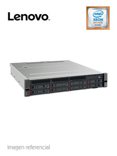 Servidor Lenovo ThinkSystem SR550, Intel Xeon Bronze 3106 1.7 GHz, 11 MB Caché, 8GB DDR4