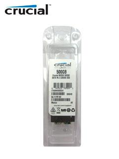 SSD CRUCIAL M.2 500G MX500
