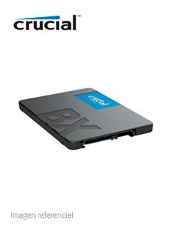 """Unidad de Estado Solido Crucial BX500, 120GB, SATA 6Gb/s, 2.5"""", 7mm."""