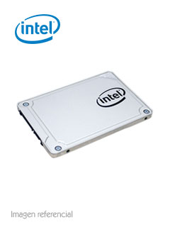 """Unidad de Estado Solido Intel Series 545s, 256GB, SATA 6Gb/s, 2.5"""", 7mm."""