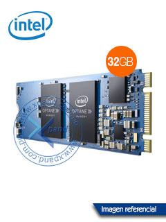 Unidad de estado solido Intel Optane Series, 32GB, M.2 (22x80mm), PCIe NVMe 3.0 x2.