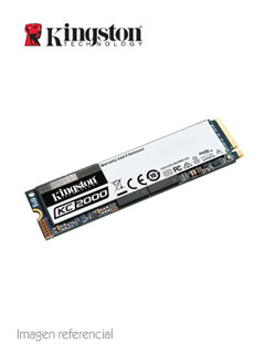 SSD KINGSTON KC2000 M.2 250GB