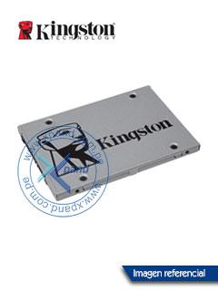 """Unidad de estado solido Kingston SSDNow UV400, 480GB, SATA 6Gb/s, 2.5""""."""