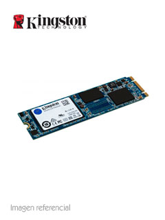 Unidad en estado solido Kingston UV500, 240GB, M.2, 2280.