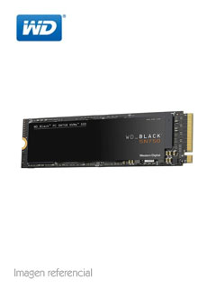 SSD WD 1TB BLACK SN750 M.2