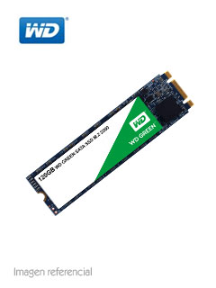 SSD WD 120GB GREEN M.2 SATA