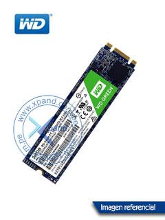 Unidad de estado solido Western Digital Green, 240GB, SATA 6Gb/s, M.2 2280.