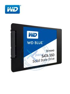 """Unidad en estado solido Western Digital Blue, 250GB, SATA 6Gb/s, 2.5"""", 7mm."""