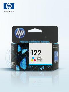 TINTA HP 122 TRICOLOR