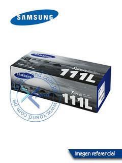 Cartucho De Toner Samsung Mlt D111l Negro