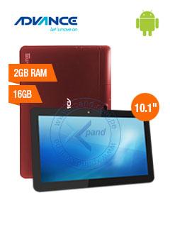 "Tablet Advance SmartPad SP5701, 10.1"", 800x1280, Android 6.0, 4G, Dual SIM, 16GB, 2GB."