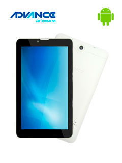"Tablet Advance Intro TR4986, 7""1024x600, Android 7, 3G, Dual SIM, 8GB, RAM 1GB."