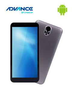 "Smartphone Advance Hollogram HL5585, 5.34"" 480x960, Android 8.1, 3G, Dual SIM, Desbloquead"