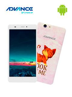 "Smartphone Advance Hollogram HL5677, 6.0"" 720x1280,Android 8.1, 3G, Dual SIM, Desbloqueado"
