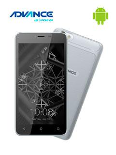 "Smartphone Advance Hollogram HL6077, 5"", 854x480, Android 8.1, Dual SIM, Desbloqueado."