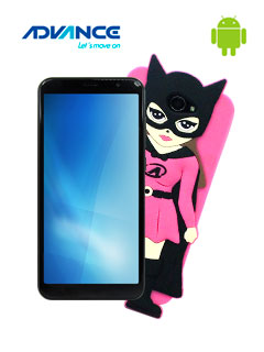 "Smartphone Advance Hollogram HL6248, 5.7"" 720x1440, Android 8.1, Dual SIM, Desbloqueado."