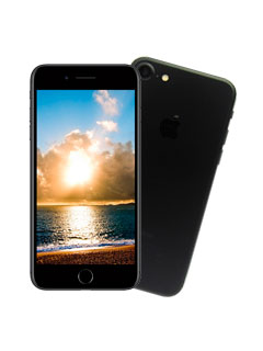 "Apple Iphone 7, 4.7"" 750x1334, iOS 12, LTE, Nano SIM, Desbloqueado."