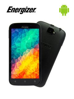 """Smartphone Energizer S500E, 5.0"""" 854x480, Android 6.0, 3G, Dual SIM, Desbloqueado."""