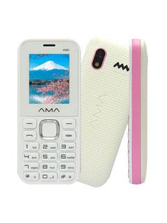 """Teléfono celular básico AMA P180, 1.77"""", GSM, Radio FM, Bluetooth, Desbloqueado."""