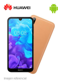 HUAWEI Y5 2019 LEATHER BROWN