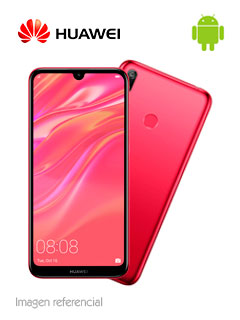 HUAWEI Y7 2019 DS LTE RED